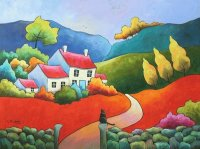 A nice House by Gillian Mowbray
