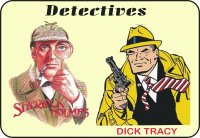 DETECTIVES.