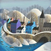 It 's Winter in Town  by George Callaghan