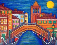 Venice by Lisa Lorenz