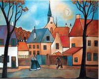 Amersfoort city by Toon Tieland