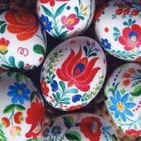 Hungarian Eastern Eggs