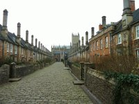 Vicars Close Wells
