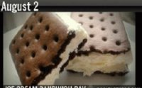 icecream sandwiches