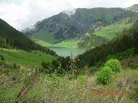 Alpine lake (Alps-FR)