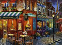 Somewhere in Paris by Anatoly Metlan
