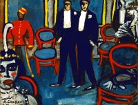 August Chabaud 1882-1955
