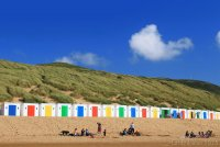 Devon Beach Huts
