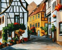 Germany by Leonid Afremov