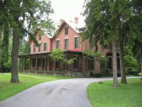 Spiegel Grove, home of Rutherford B. Hayes