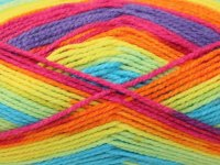 Multicolored Yarns