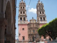 Catedral Salvatierra, Gto.