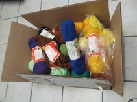 My Box of Yarn