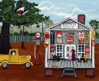 Southern Grocery by Barbara Thibodeaux