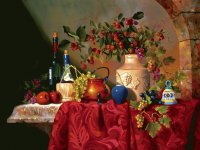 Still Life from Capri by Fran Di Giacomo