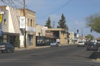 Downtown Blackfoot, Idaho