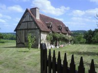 Charlotte Corday 's birth house in Normandy