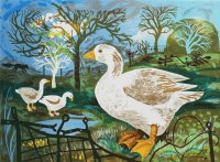 Orchad Goose by Mark Hearld