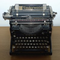 Underwood Typewriter 1920