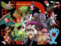 Pokemon Battle Fotech Puzzle