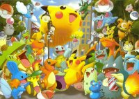 Pokemon Battle Fotech Puzzle # 2