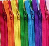 Rainbow Zipper