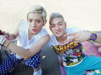 ren and baekho