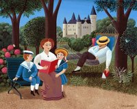 Storytime by Jean Pierre Lorand