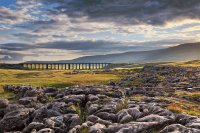 Ribblehead Viaduct, North Yorkshire, UK