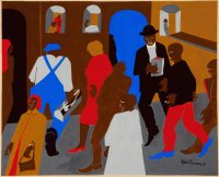 Jacob Lawrence 1917-2000