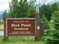 Bird Point Trailhead, Alaska