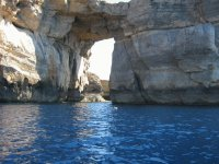Blue Window Gozo