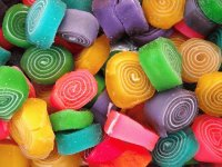 Mexican Color Candies