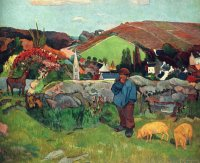 Paul Gauguin 1848-1903