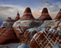 Blue Canyon - Hopi Indian Reservation Land, Arizon