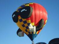 Ballon Festival Alburquerque