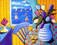 Sailboat Still Life