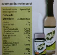 Yashu: Aceite Extravirgen de Aguacate