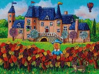The Castle by Elio Nava