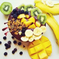Fruit n Granola