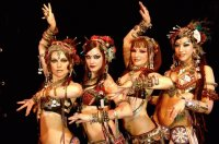 TRIBAL BELLYDANCE SUPERSTARS