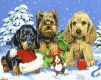 Christmas by Linda Picken
