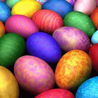 Colored Egg 's