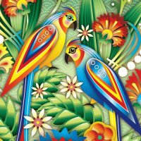 Guacamayas by Catalina Estrada