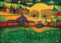 Art from Friedensreich Hundertwasser