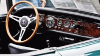 Sunbeam Tiger dash