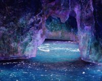 Amethyst Caves-Greek Islands