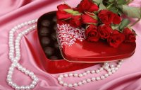 Roses, Chocolates and Pearls