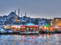 Riverboats of Istanbul