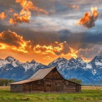 Grand Teton-Wyoming